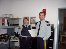 repulse bay rcmp members